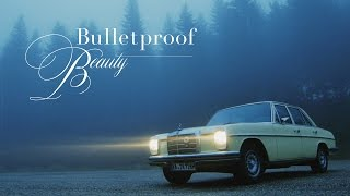 Download The Mercedes-Benz 280 is a Bulletproof Beauty Video