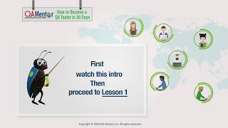 Download Introduction: How To Become a QA Tester in 30 Days Video