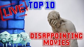 Download Top 10 Disappointing Movies (SPOILERS!!) Video