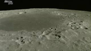 Download A journey across the moon - Incredible video of the lunar surface Video