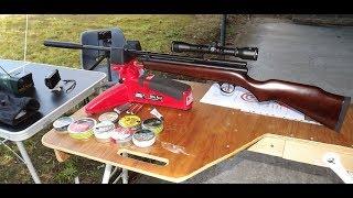 SMK PR900W PCP Air Rifle  177 Cal Free Download Video MP4 3GP M4A