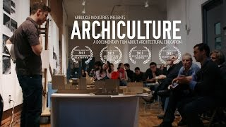 Download Archiculture: a documentary film that explores the architectural studio (full 25 min film) Video