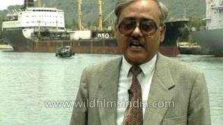 Download Shipping yards in India Video