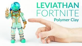 Download Leviathan (Fortnite Battle Royale) – Polymer Clay Tutorial Video