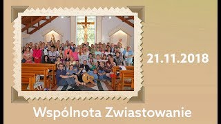 Download Spotkanie modlitewne wspólnoty Zwiastowanie - 21.11.2018 Video