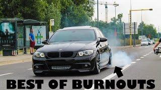 Download Best Burnouts & Powerslides 2016 Video
