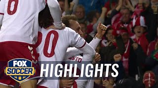 Download Ireland vs. Denmark | 2017 World Cup Qualifying Highlights Video