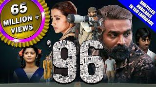 Download 96 (2019) New Released Full Hindi Dubbed Movie | Vijay Sethupathi, Trisha Krishnan, Devadarshini Video