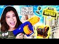 Download FORTNITE Real Life NERF Challenge! NERF Battle @ Pocket.watch! NERF Fortnite Challenge IRL! Video