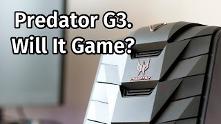 Download Acer Predator G3 Desktop PC Review [G3-710] Video