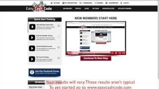 Download Is Easy Cash Code a Scam? Video