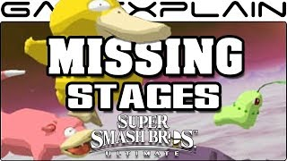 Download The 15 Missing Stages of Super Smash Bros. Ultimate! Which Ones Haven't Yet Made the Cut? Video