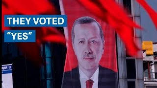 """Download Some think Turkish citizens voted """"yes"""" to a dictatorship. This is their side of the story Video"""