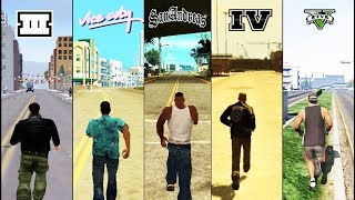 Download SBS Comparison of GTA games! (GTA 3 vs VC vs SA vs IV vs V) Video