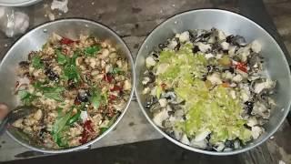 Download ครัวกระท่อมบ่าวไทบ้าน เมนูหอยๆ หอยแช่น้ำปลา ก้อยหอยเชอรี่ ตำหมากหุ่ง หมกไข่ปลา Video