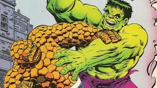 Download The Hulk Vs The Thing Video