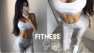 Download My Fitness Goals Video