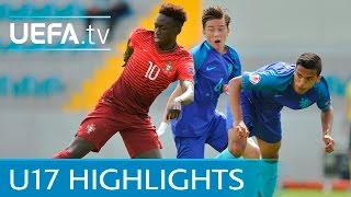 Download UEFA Under-17 Highlights: See how Portugal reached the final Video