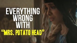 Download Everything Wrong With Melanie Martinez - ″Mrs. Potato Head″ Video
