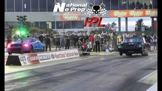 Download Dominator vs The Squirrel in a crazy race at No Prep Kings 2 Video