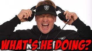 Download Jon Gruden STUNS The NFL And Media Video