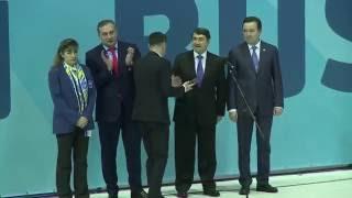 Download Церемония открытия - Первенство мира по прыжкам в воду среди юниоров, Казань, 2016 Video
