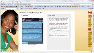 Download How to Create a Twitter Badge for Your Site Video