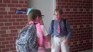 Download One of the 7th Grade Skits, ″The New Kid!″ Video