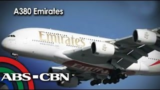 Download World's largest passenger plane lands at NAIA Video