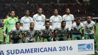Download Video of Brazilian soccer team aboard ill-fated flight before taking off Video