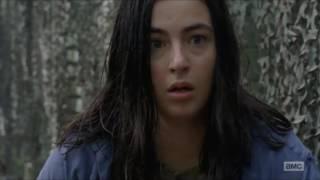 Download The Walking Dead - Oceanside go after Tara. Video