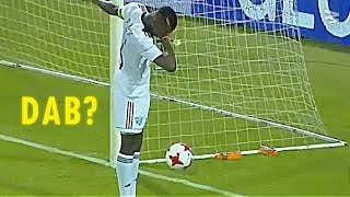 Download Football Players Celebrated Before Scoring Goals Video