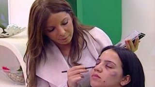 Download TV Station Airs Beauty Tips For Abuse Victims (VIDEO) Video