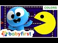 Download Playing Pacman With Color Crew & GooGoo Baby | 1 Hour Compilation of My Color Friends | BabyFirst Video