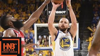Download Golden State Warriors vs Houston Rockets Full Game Highlights / Game 3 / 2018 NBA Playoffs Video