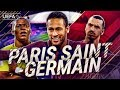 Download Paris Saint-Germain | GREATEST European Moments | Mbappé, Ibrahimovic, Neymar | BackTrack Video