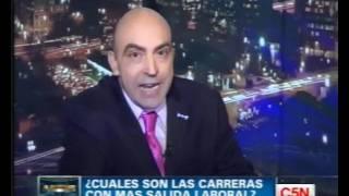 Download C5N - EL INVERSOR - CUALES SON LAS CARRERAS CON MAYOR SALIDA LABORAL Video