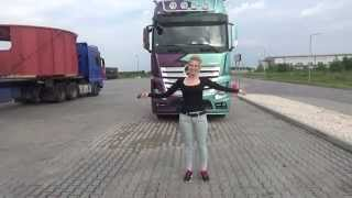 Download Trucking Girl & Nowy Mercedes Actros ep. 49 Video