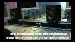 Download Studio Tour - Learn about music studios pt 1 the control room console compressors analog digital tape machines guitar recording & more Video
