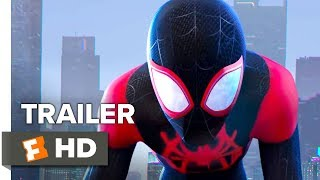 Download Spider-Man: Into the Spider-Verse Teaser Trailer #1 (2018)   Movieclips Trailers Video