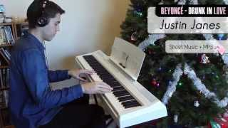 Download Beyonce - Drunk in Love [Piano Cover + Sheet Music] Video