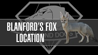 Download Metal Gear Solid V : The Phantom Pain - Blanford's Fox Location Video
