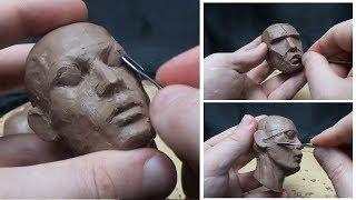 Download Sculpting Timelapse - HEAD MODELING (tutorial) Video