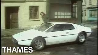 Download Lotus Esprit   James Bond Car   Lewis Gilbert interview   Drive In   1977 Video