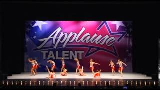 Download Marissa Milele Choreography - Teen Jazz Large Group - ″When Love Takes Over″ Video