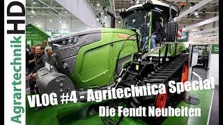 Download AGRITECHNICA 2017 | Die Neuheiten von FENDT | VLOG #4 | FENDT MT943, IDEAL, e100, ROGATOR Video