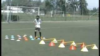 Download Soccer training for kids talent Hungary ″coerver technic″Gergő Németh u9 Video