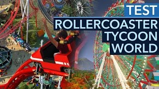 Download Rollercoaster Tycoon World - Test / Review: Zombieparade im Diaprojektor (Gameplay) Video