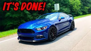 Download Rebuilding A Wrecked 2017 Mustang GT Part 16 Video