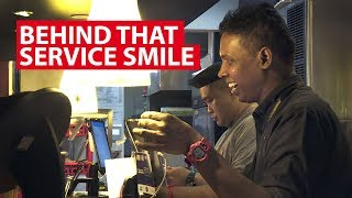 Download Behind That Service Smile | Don't Make Us Invisible | CNA Insider Video